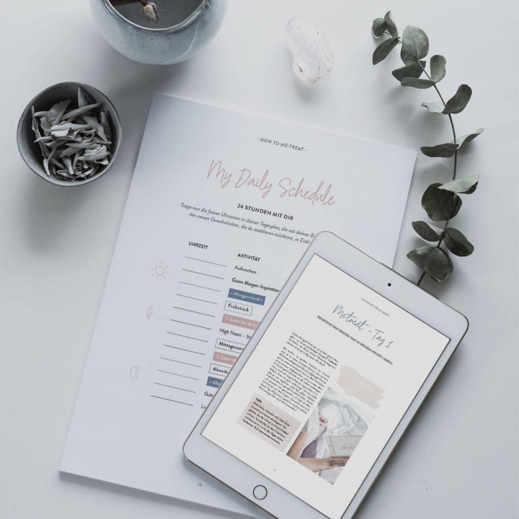 MeTreat iPad Print