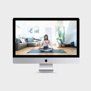 online yoga metreat