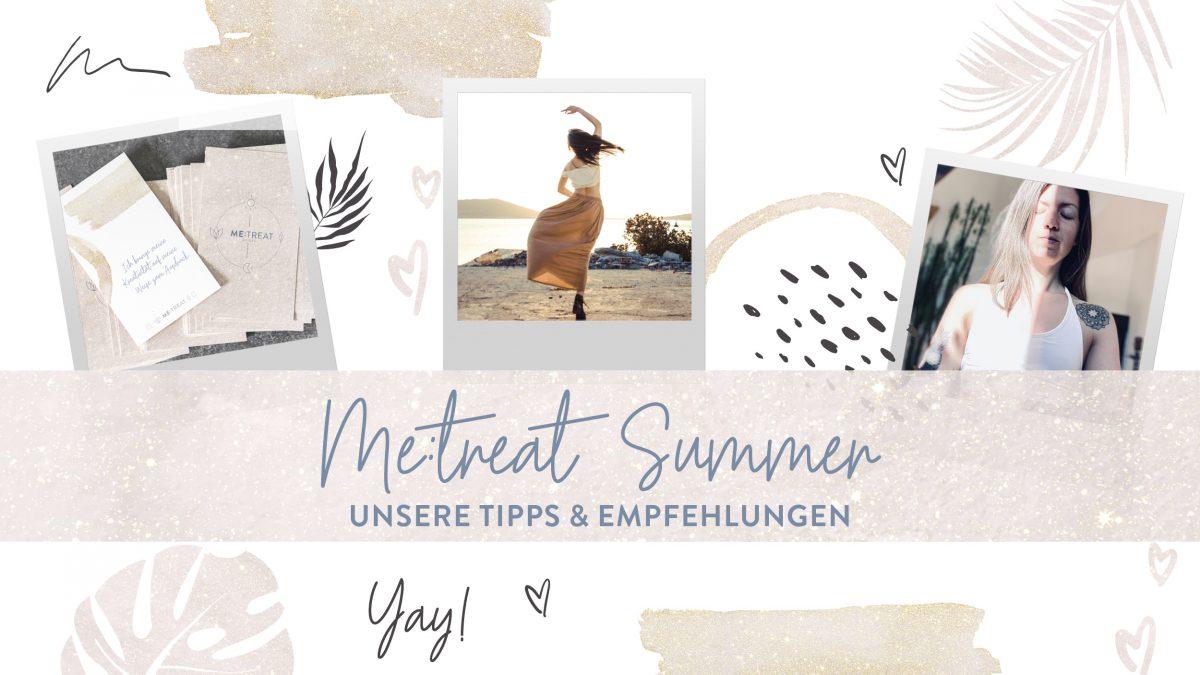 MEtreat Summer Titel